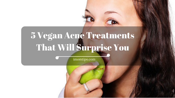 5 Vegan Acne Treatments That Will Surprise You
